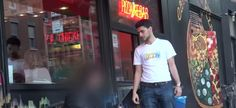 In this social experiment, a man asks strangers for food as he walks the streets of NYC. You won't believe the responses! See http://shareinator.com/2015/06/29/asking-strangers-for-food-in-nyc/