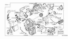 Nissan Versa, Diagram
