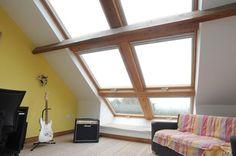 6 velux group of windows i amazing loft conversion  ideas