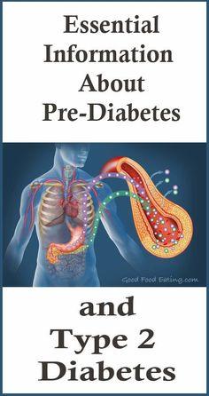 Information about type 2 diabetes and pre-diabetes. #diabetesawareness