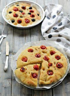 focaccia pugliese #pomodoro #ricetta #recipes #tomato #recipe #italianrecipe #focaccia