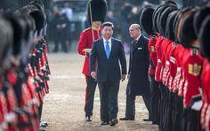 Presidente Chino Reino Unido