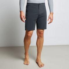 CĀLM Quentin Board Short, Smoke Grey Crew Clothing, Luxury Yachts, Bermuda Shorts, Smoke, Man Shop, Grey, Board, Swimwear, Clothes