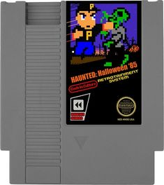 Haunted: Halloween '85 NES Game
