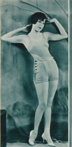 Fifi D'Orsay  b. April 16, 1904 in Montréal, Québec  d. December 2, 1983 in Woodland Hills, California