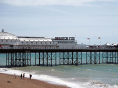 Brighton Pier | How to Spend a Weekend in Brighton