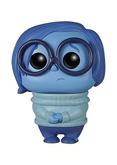 FunKo POP Disney Pixar: Inside Out - Sadness Toy Figure