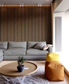 Apartment in Kiev by Ukrainian Studio Ruslan Kovalchuk apartment kiev living room 1