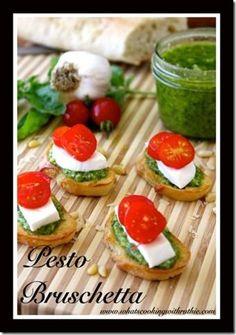 Remodelaholic-Pesto-Bruschetta1.jpg 340×484 pixels