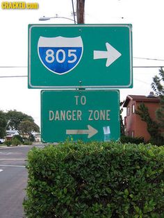 Highway to the danger zone - is this what inspired Kenny Loggins? Music Memes, Music Humor, Famous Song Lyrics, Kenny Loggins, Danger Zone, Books For Teens, 80s Music, Geek Humor, Funny Jokes