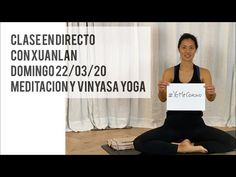 Vinyasa Yoga, Videos Yoga, Yoga Youtube, Yoga Meditation, Pilates, Exercise, Gym, Ballet, Yoga Teacher