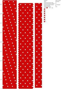 15 around bead crochet rope pattern Crochet Bracelet Pattern, Loom Bracelet Patterns, Crochet Beaded Bracelets, Beaded Necklace Patterns, Bead Crochet Patterns, Beading Patterns Free, Bead Crochet Rope, Beaded Crafts, Beading Tutorials