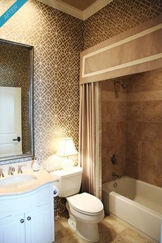 Bathroom Custom Shower Design, Pictures, Remodel, Decor and Ideas Shower Curtain With Valance, Custom Shower Curtains, Bathroom Shower Curtains, Shower Tub, Box Valance, Pelmet Box, Bathroom Showers, Custom Drapes, Master Bathrooms