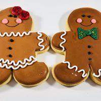 Gingerbread Cookies, Christmas Cookies, Desserts, Food, Gingerbread Cupcakes, Xmas Cookies, Tailgate Desserts, Deserts, Christmas Crack