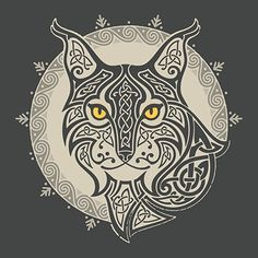 Mistress of Night Viking Designs, Celtic Designs, Celtic Symbols, Celtic Art, Celtic Dragon, Nordic Tattoo, Celtic Patterns, Viking Art, Deviant Art