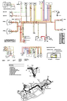 8 Best Scooter    wiring       diagram    images in 2018   Chinese scooters     Diagram     150cc scooter