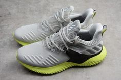 621c791439e1d Men s adidas AlphaBounce Beyond 2 M Grey Black-Green