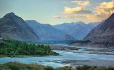 Rumbur is one of the three Kalasha valleys situated in Chitral District, Khyber Pakhtunkhwa, Pakistan.