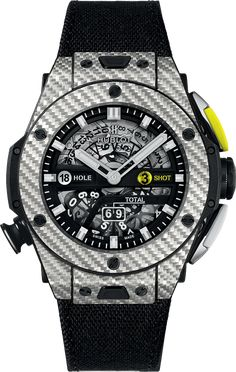 Introducing the Hublot Big Bang Golf Watch with DJ Dustin Johnson Amazing Watches, Cool Watches, Watches For Men, Dream Watches, Stylish Watches, Dustin Johnson, Hublot Watches, Timex Watches, Men's Watches