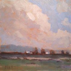 "Daily+Paintworks+-+""Big+Sky+Painting+Alla+Prima+Oil""+-+Original+Fine+Art+for+Sale+-+©+Heidi+Malott"
