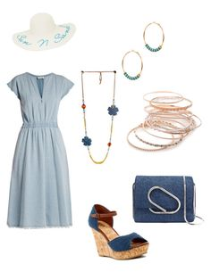 """""""denim"""" by mcounce on Polyvore featuring MASSCOB, MIA, 3.1 Phillip Lim, Red Camel, Alice Menter and New Directions"""