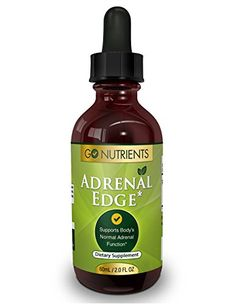 Adrenal Edge - Fatigue Support Supplement & Cortisol Manager - 2 oz - http://alternative-health.kindle-free-books.com/adrenal-edge-fatigue-support-supplement-cortisol-manager-2-oz/