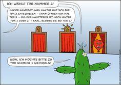 Unlogische Wahrscheinlichkeit? Peanuts Comics, World