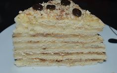Keptuvėje keptas tortas Lithuanian Recipes, Vanilla Cake, Sweets, Breakfast, Desserts, Food, Cakes, Morning Coffee, Tailgate Desserts