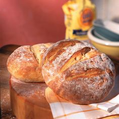 <em>Sunset</em> Centennial Sourdough - Delicious Bread Recipes - Sunset