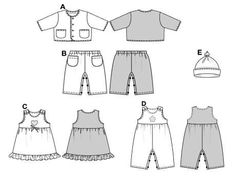 Burda Pattern 9831
