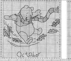 winnie the pooh october
