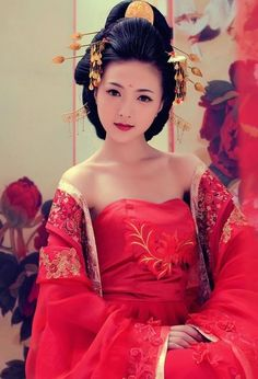 1000+ Images About Chinese Traditional Makeup On Pinterest | Chinese Chinese Wedding Dresses ...