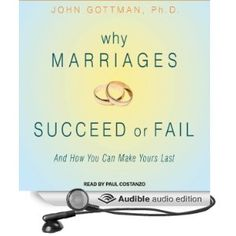 John Gottman Books. The man is a genius.