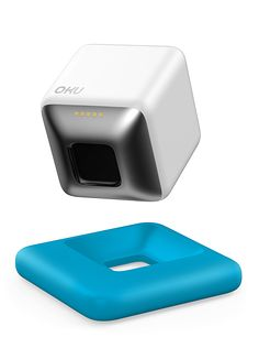 #OKU, your personal skin coach. #IoT - OKU is the world's first iPhone connected device developed specifically for looking after and maintaining the wellness of your skin.