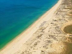 #Beach Praia Ilha de Cabanas, Algarve, Portugal | via http://blog.turismodoalgarve.pt