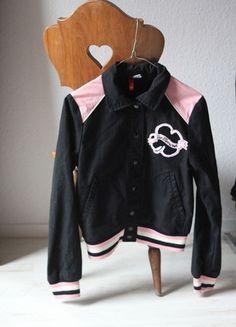 Kaufe meinen Artikel bei #Kleiderkreisel http://www.kleiderkreisel.de/damenmode/mantel-and-jacken-sonstiges/115707296-patches-jacke-xs-blogger-via-hm