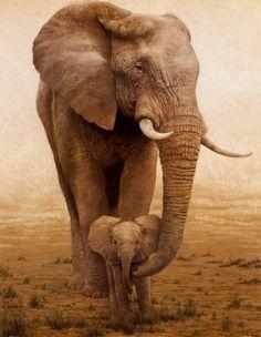 Mama ellie & baby