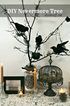 My Kind Of Introduction: 12 DIY Indoor Halloween Decorations