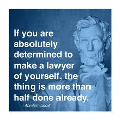 Thanks for the words of wisdom Abe