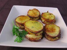 5-Minute Individual Potato Gratins by Melissa D'arabian