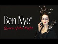 Ben Nye's Video Tutorial - Queen of the Night