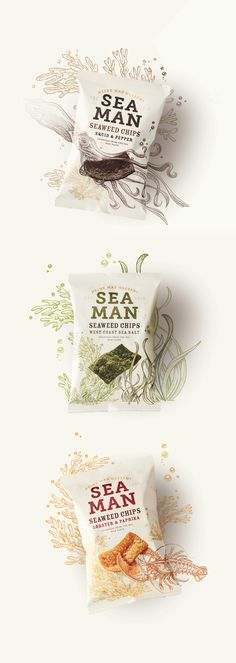 33 ideas snacks chips packaging for 2019 Chip Packaging, Packaging Snack, Juice Packaging, Food Packaging Design, Packaging Design Inspiration, Brand Packaging, Seaweed Chips, Snack Brands, Food Poster Design