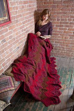 Victory Throw - Crochet