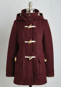 Fall Trends - Mad about Madison Coat
