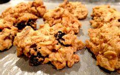 グラノーラクッキー(Granola Cookies)