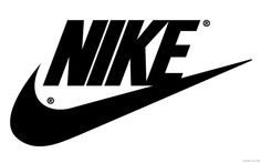 I like the nike logo because of its simplicity. I like that it is just one color and I think the font and boldness of the typography matches well.