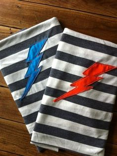 OKC Thunder stripe scarf by Itshalftime on Etsy, $24.00