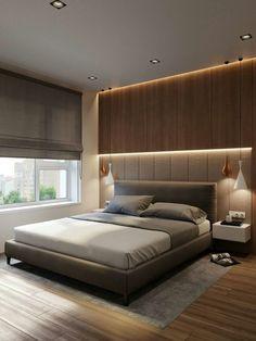 Bedroom Bed In 2019 Bedroom Bed Design Modern Bedroom Master Bedroom Interior, Luxury Bedroom Design, Modern Master Bedroom, Bedroom Furniture Design, Master Bedroom Design, Minimalist Bedroom, Contemporary Bedroom, Home Bedroom, Bedroom Designs