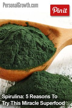 """""""Spirulina"""" sounds more like the name of a disease than like an incredibly healthful superfood, but it packs such a powerful nutritious punch that the United Nations formed a committee aimed at using it to fight malnutrition. Made from blue-green algae in a powdered or tablet form, spirulina provides a wealth of potential benefits, from [...]"""