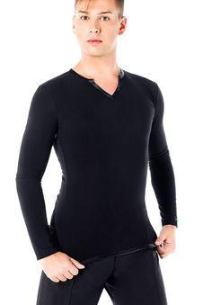Victoria Blitz Andrew Shirt | Dancesport Fashion @ DanceShopper.com